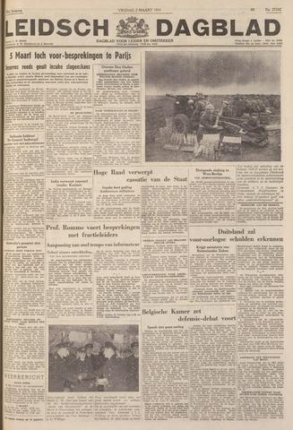 Leidsch Dagblad 1951-03-02