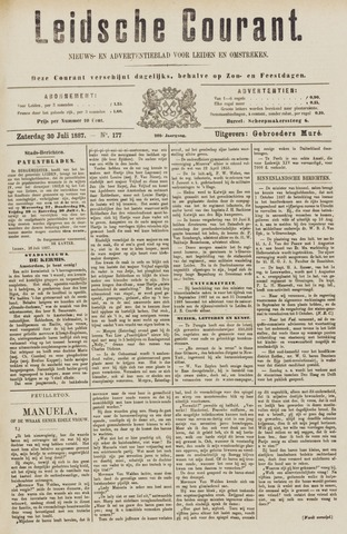 Leydse Courant 1887-08-01