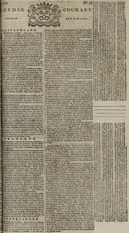 Leydse Courant 1794-03-28