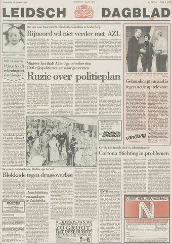 Leidsch Dagblad 1988-10-26