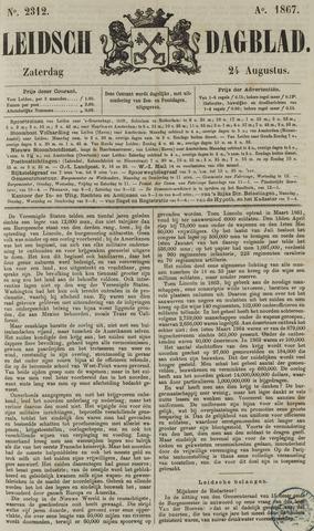 Leidsch Dagblad 1867-08-24