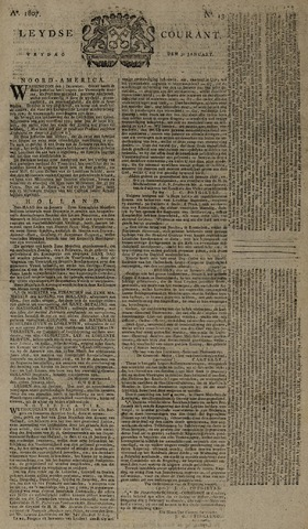 Leydse Courant 1807-01-30