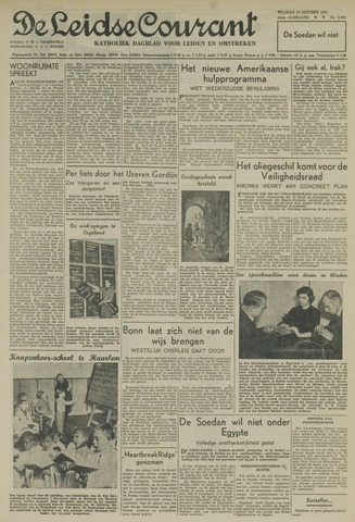 Leidse Courant 1951-10-12