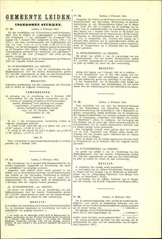 Handelingen van de Raad 1943-02-04