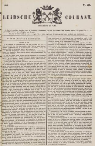 Leydse Courant 1884-07-26