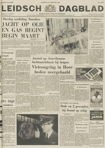 Leidsch Dagblad 1968-02-24
