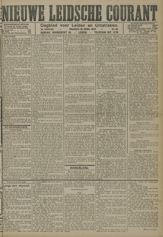 Nieuwe Leidsche Courant 1921-04-15