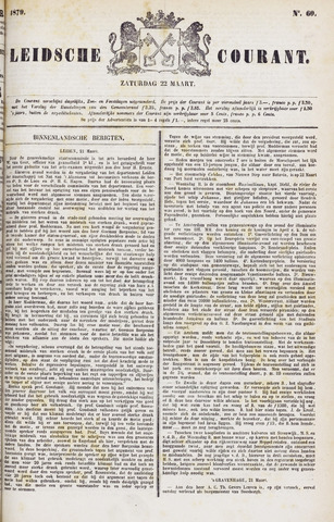 Leydse Courant 1879-03-22