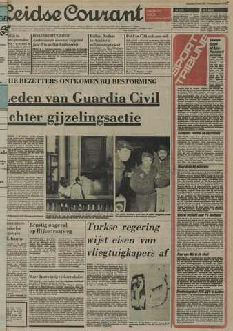 Leidse Courant 1981-05-25