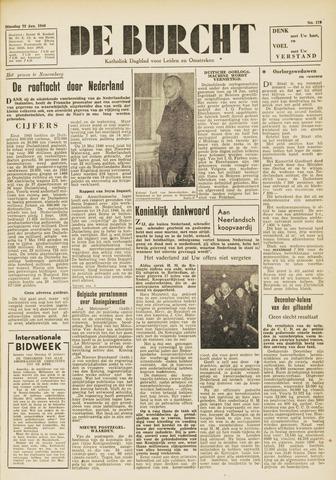 De Burcht 1946-01-22