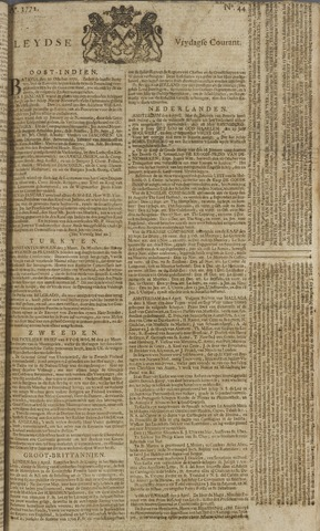 Leydse Courant 1772-04-10