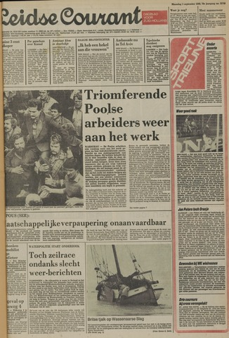 Leidse Courant 1980-09-01