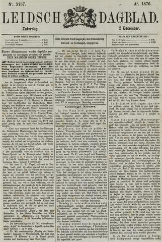 Leidsch Dagblad 1876-12-02