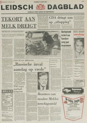 Leidsch Dagblad 1980-01-09