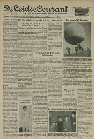 Leidse Courant 1952-03-29