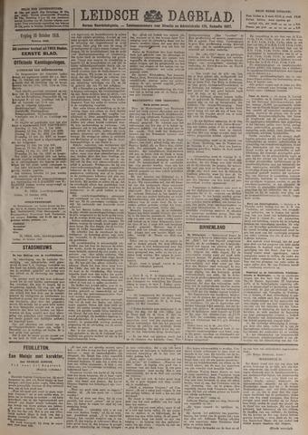 Leidsch Dagblad 1919-10-10