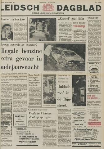 Leidsch Dagblad 1973-12-28