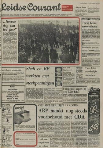 Leidse Courant 1976-04-12