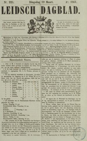 Leidsch Dagblad 1861-03-19