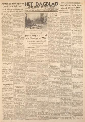 Dagblad voor Leiden en Omstreken 1944-09-02