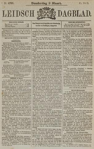 Leidsch Dagblad 1882-03-09