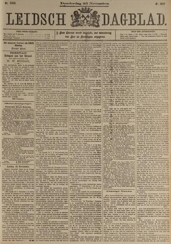 Leidsch Dagblad 1897-11-25