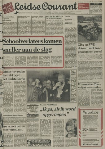 Leidse Courant 1984-11-15