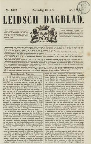 Leidsch Dagblad 1863-05-30