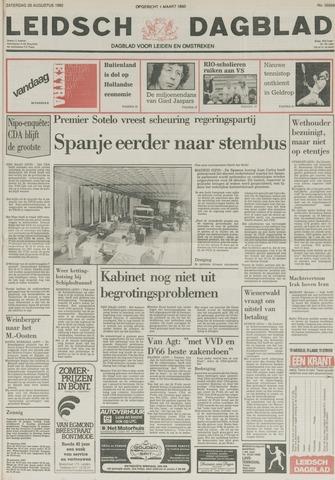 Leidsch Dagblad 1982-08-28