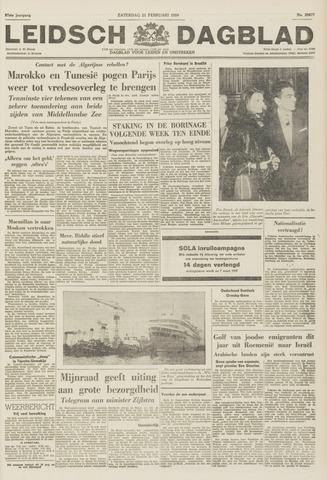 Leidsch Dagblad 1959-02-21