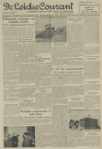 Leidse Courant 1949-04-12