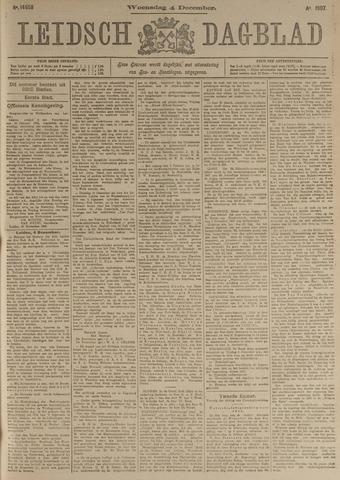 Leidsch Dagblad 1907-12-04