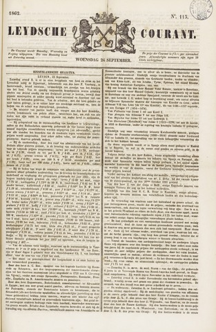 Leydse Courant 1862-09-24