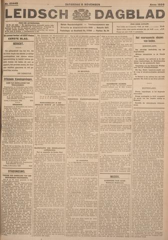 Leidsch Dagblad 1926-11-06