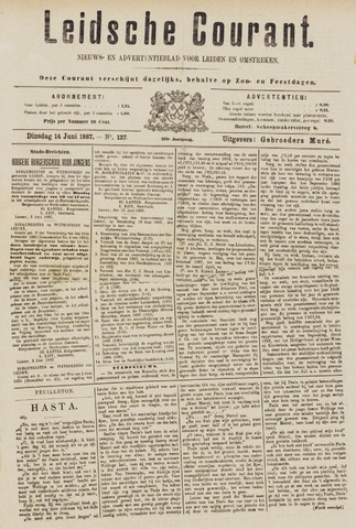 Leydse Courant 1887-06-14