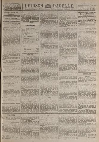 Leidsch Dagblad 1919-12-01