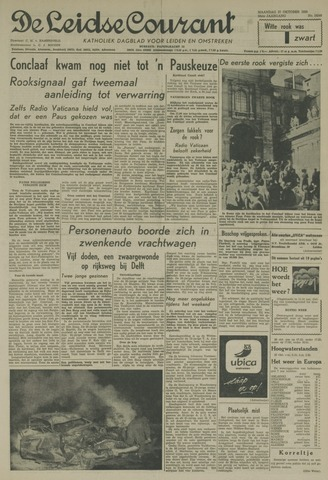 Leidse Courant 1958-10-27