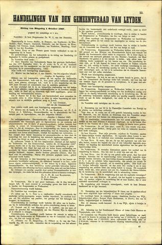 Handelingen van de Raad 1867-10-01