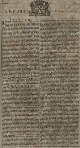 Leydse Courant 1729-08-19