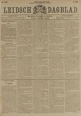 Leidsch Dagblad 1902-07-21
