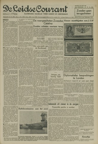 Leidse Courant 1952-06-20