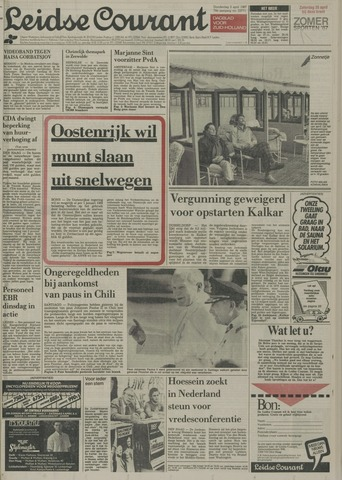 Leidse Courant 1987-04-02
