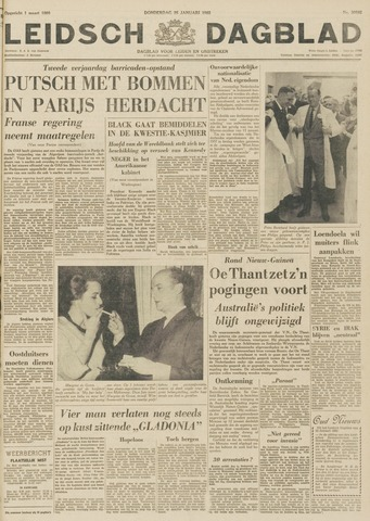 Leidsch Dagblad 1962-01-25