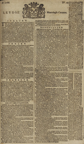 Leydse Courant 1766-06-30