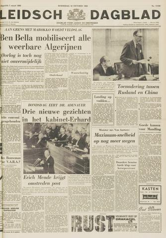 Leidsch Dagblad 1963-10-16