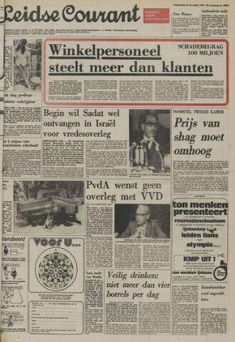 Leidse Courant 1977-11-10