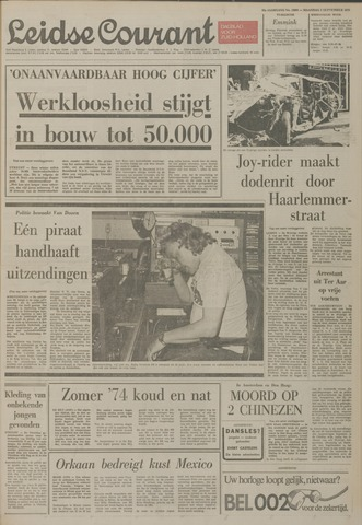 Leidse Courant 1974-09-02