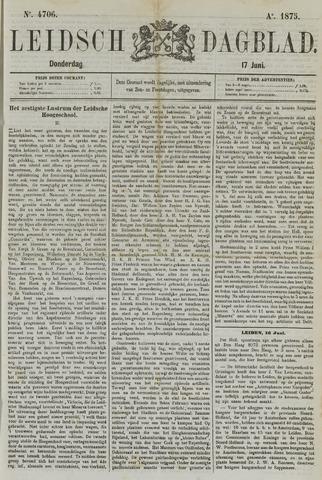 Leidsch Dagblad 1875-06-17