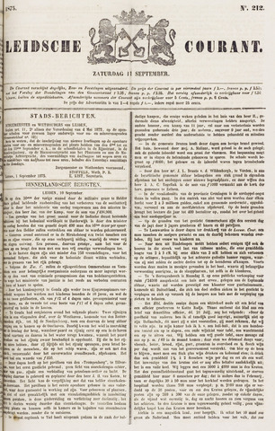 Leydse Courant 1875-09-11