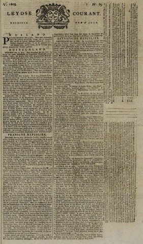 Leydse Courant 1803-07-27